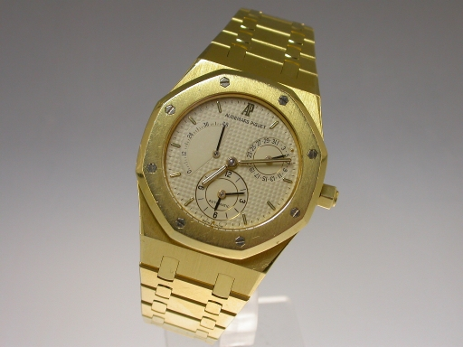 Audemars-Piguet-HAU-Royal-Oak-Dualtime-komplett-Gold
